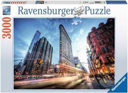 Flat Iron Building puzzel (3000 stukjes)