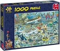 Jan van Haasteren - Onderwater Wereld Puzzel (1000 stukjes)-1