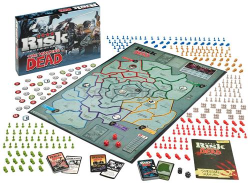Risk - The Walking Dead-2