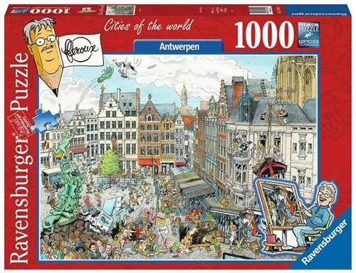 Fleroux - Antwerpen Puzzel (1000 stukjes)