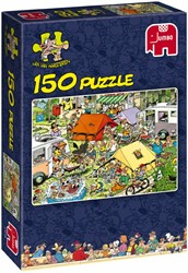 Jan van Haasteren - Camping Puzzel (150 stukjes)