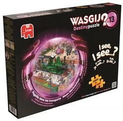 Wasgij Destiny 13 Woon-Werkverkeer Puzzel