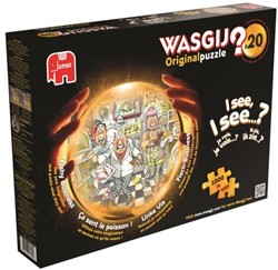 Wasgij Original Puzzel 20 - Linke Vis (1000 stukjes)