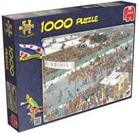 Jan van Haasteren - Elfstedentocht Puzzel (1000 stukjes)-1