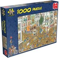 Jan van Haasteren - De Inhuldiging Puzzel (1000 stukjes)-1