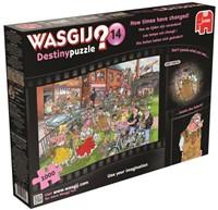 Wasgij Destiny Puzzel 14 - Hoe De Tijden Zijn Veranderd (1000 stukjes)