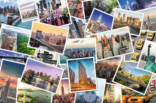 New York - The City that Never Sleeps Puzzel (5000 stukjes)-2