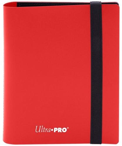 Pro-Binder 2-Pocket Eclipse Red
