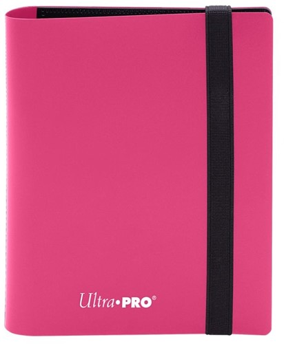 Pro-Binder 2-Pocket Eclipse Pink