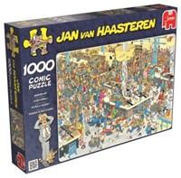 Jan van Haasteren - Kassa Erbij Puzzel (1000 stukjes)-1