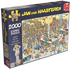 Jan van Haasteren - Kassa Erbij Puzzel (2000 stukjes)
