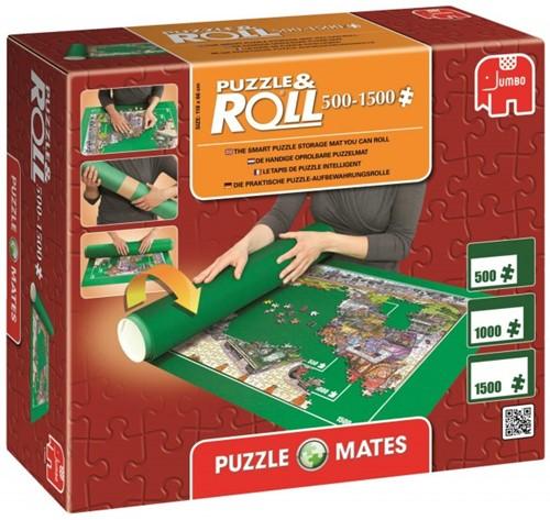 Puzzle Mates - Puzzle & Roll 500-1500-1