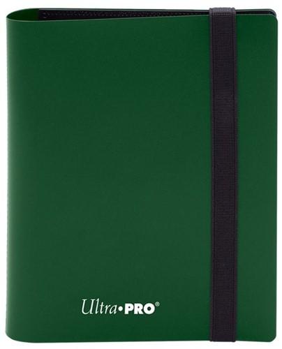 Pro-Binder 2-Pocket Eclipse Forest Green