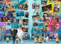 Grappige Minions Puzzel (9000 stukjes)-2