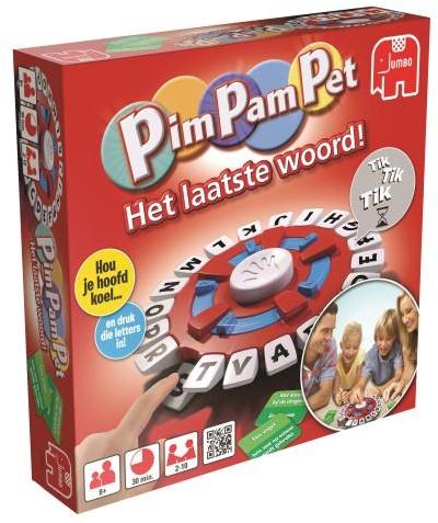 Pim Pam Pet - Het Laatste Woord! (Doos licht beschadigd)
