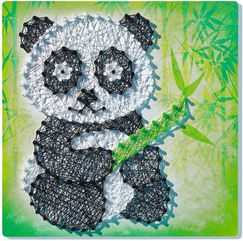 String it - Panda en Vos