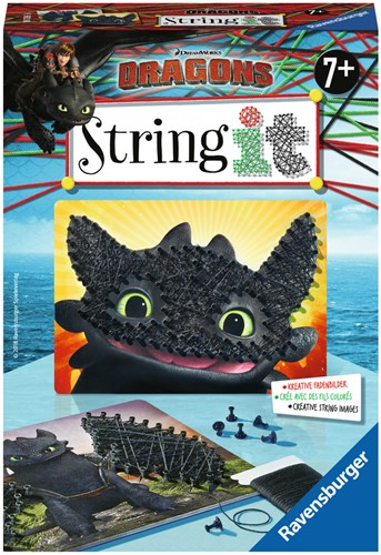 String it - Dragons