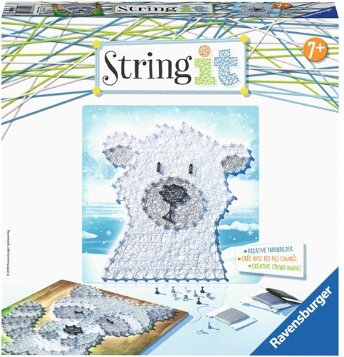 String It - Ijsbeer & Wasbeer