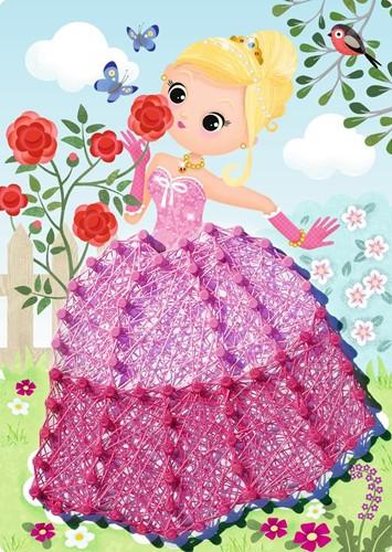 String it - Pink Princess-2