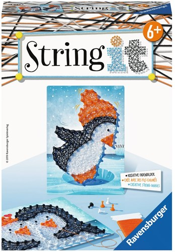 String it - Pinguin