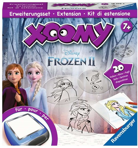Xoomy Refill Frozen 2 Uitbreidingsset