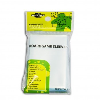 Blackfire Boardgame Sleeves - Small (46x70mm)