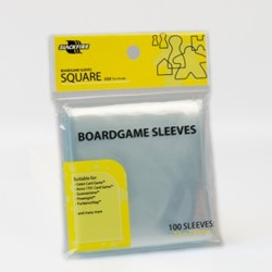 Blackfire Boardgame Sleeves - Square (72x73mm)