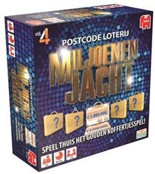 Miljoenen Jacht - Het Bordspel