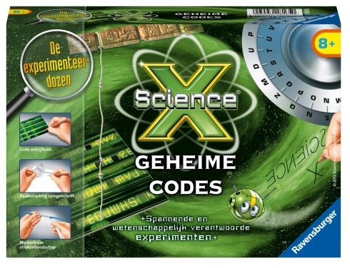 ScienceX Geheime Codes