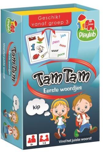 Tam Tam - Eerste Woordjes (Playlab)-1