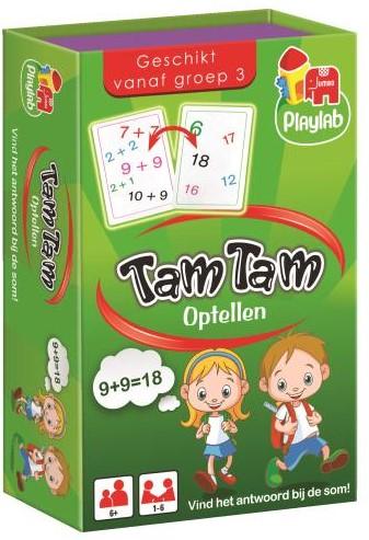 Tam Tam - Optellen (Playlab)-1