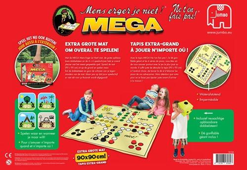 Mens Erger Je Niet! Mega-3