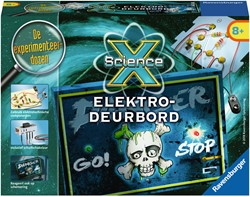 ScienceX Mini Elektro - Deurbord