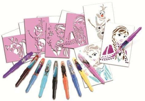Blopens - Activity set Frozen-2