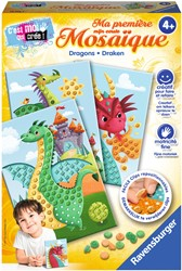 Junior Mozaiek Draak
