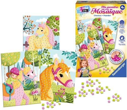 Junior Mozaiek Paard