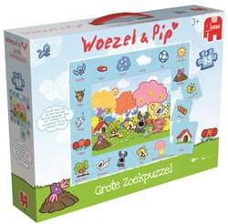 Woezel & Pip - Grote Zoekpuzzel (53 stukjes)