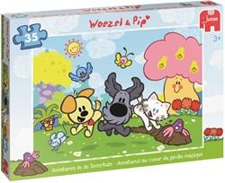 Woezel & Pip - Avonturen in de Tovertuin Puzzel (35 stukjes)