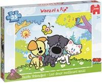 Woezel & Pip - Beste Vriendjes Puzzel (35 stukjes)