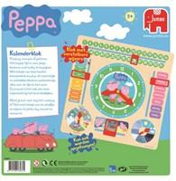 Peppa Pig Kalenderklok-2
