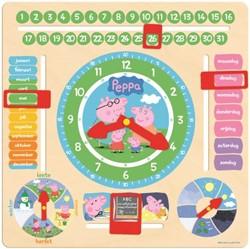 Peppa Pig Kalenderklok