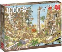 Pieces of History - De Egyptenaren Puzzel (1000 stukjes)