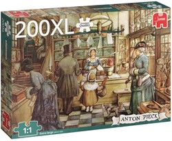 Anton Pieck - De Bakker Puzzel (200XL stukjes)