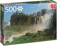 Iguazu falls Puzzel (500 stukjes)-1