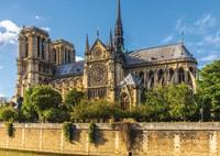 Notre Dame - Paris Puzzel (1000 stukjes)-2