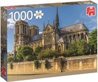 Notre Dame - Paris Puzzel (1000 stukjes)-1