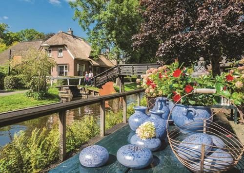 Giethoorn Nederland Puzzel (1000 stukjes)-2