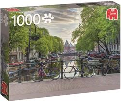 De Waag Amsterdam Puzzel (1000 stukjes)