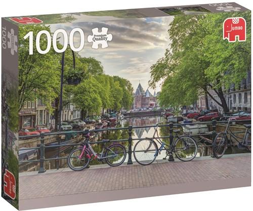 De Waag Amsterdam Puzzel (1000 stukjes)-1