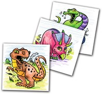 Xoomy Pocket - Dinosaurs-3
